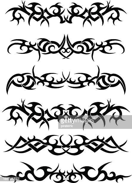 Tatuaje Tribal diseños