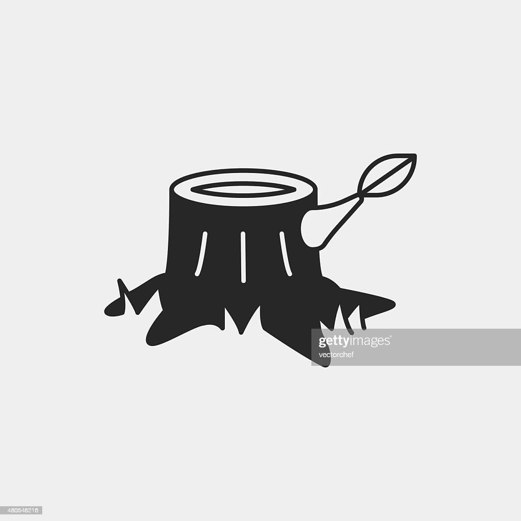 trunk icon : Vector Art