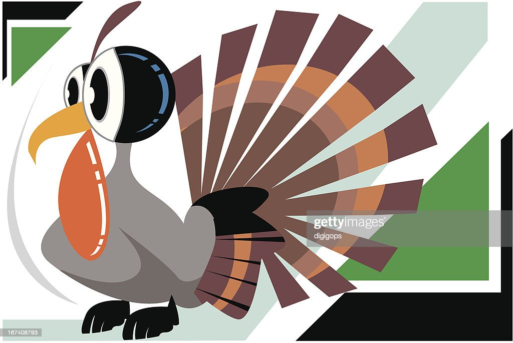 turkey : Vector Art