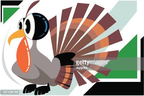 turkey : Vector Art