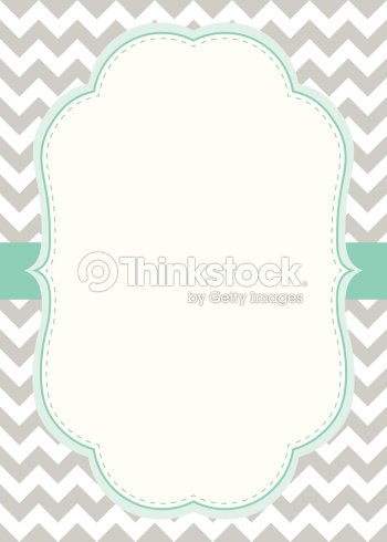 Turquoise grey invitation card vector art thinkstock turquoise grey invitation card vector art stopboris Image collections