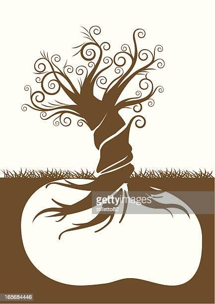 Trenzado de árbol