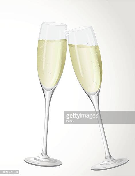 champagne flute vector art and graphics getty images. Black Bedroom Furniture Sets. Home Design Ideas