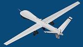 uav unmanned aerial drone eps10 vector illustration