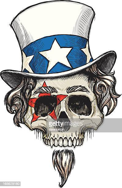 El tío Sam cráneo