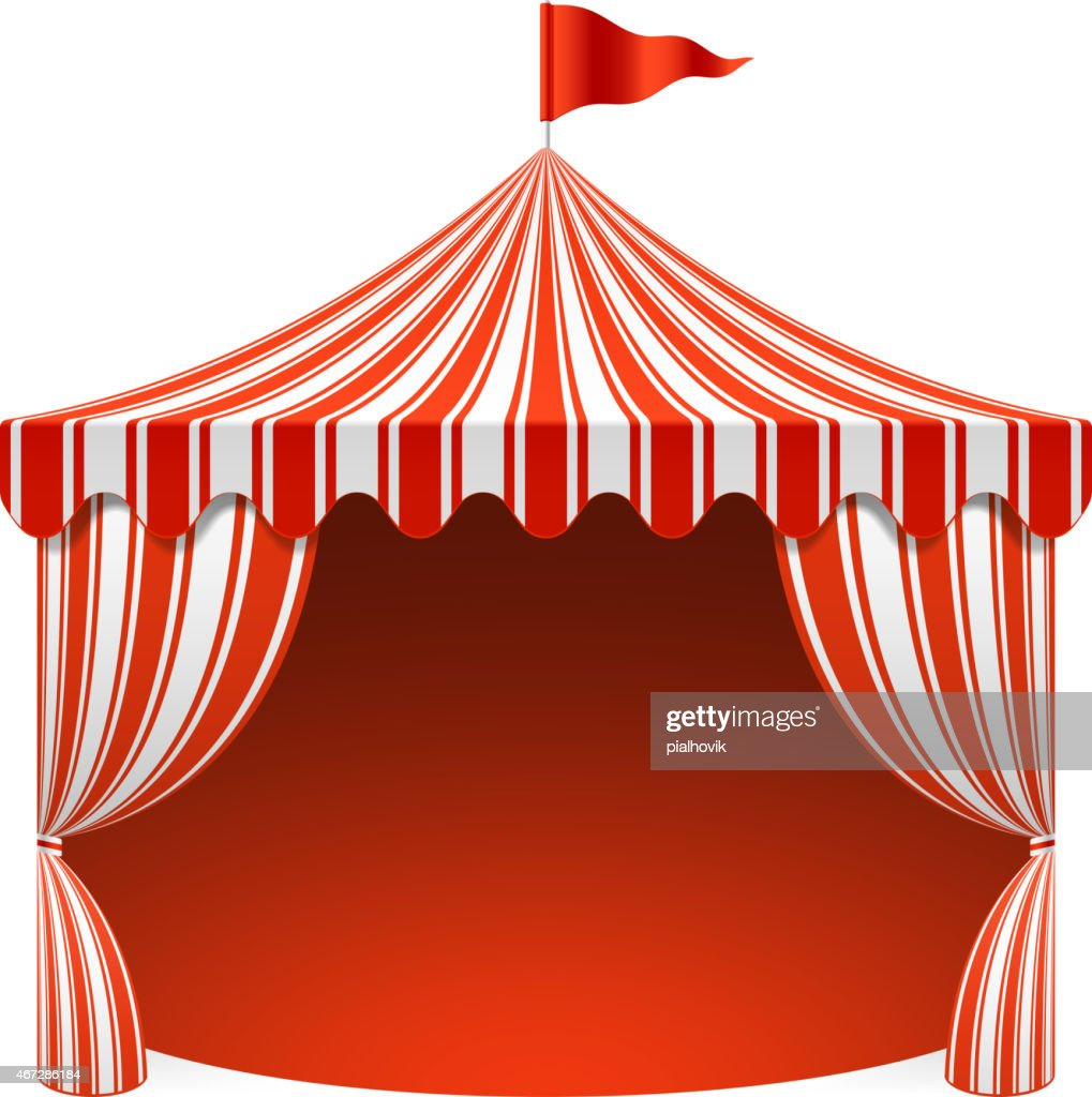 Vector illustration with transparent effect. Eps10.  sc 1 st  Thinkstock & Circus Tent Stock Photos and Illustrations - Royalty-Free Images ...