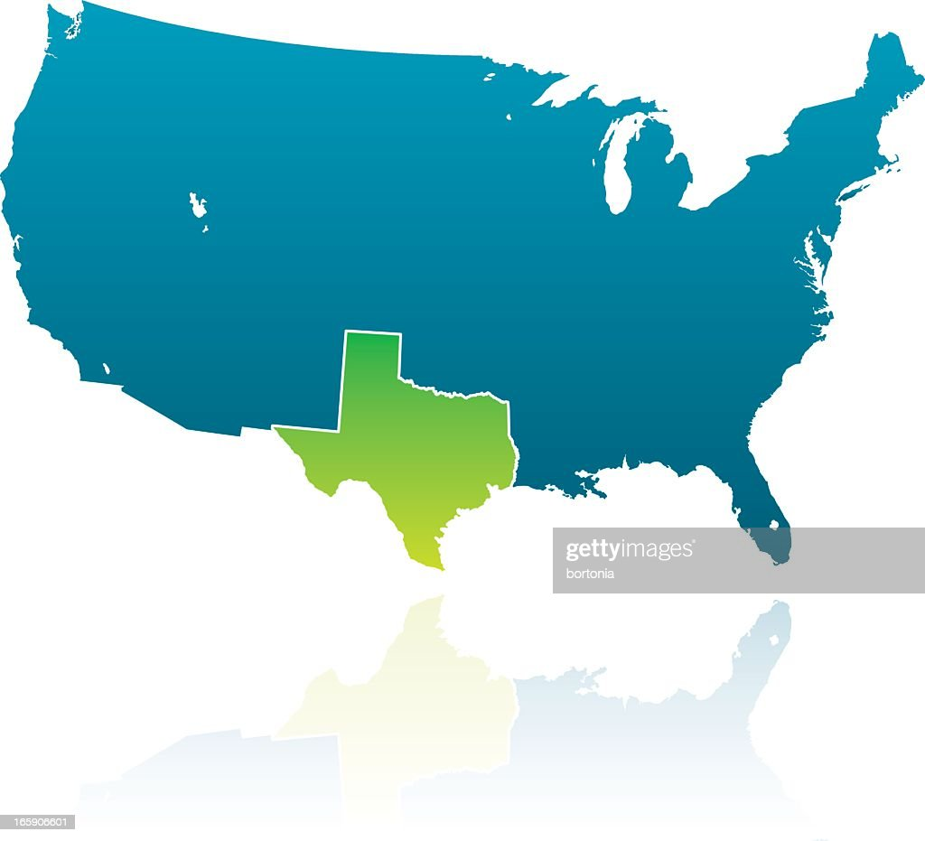 Mexia (TX) United States  City pictures : United States Maps Texas Vector Art | Getty Images
