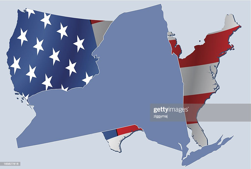 Victor (NY) United States  City new picture : United States Of America New York Vector Art | Getty Images