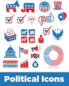 Politics and U.S. political campaign images