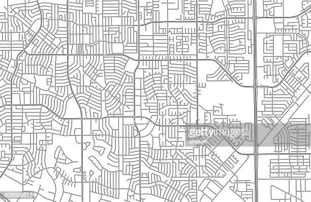 Urban road network