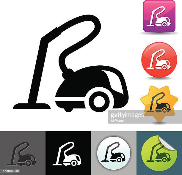 Vacuum cleaner icon | solicosi series