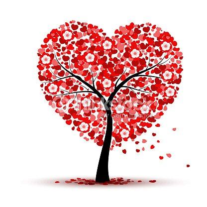 sfondo san valentino con cuore di foglie rosse arte. Black Bedroom Furniture Sets. Home Design Ideas