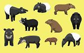 Animal Cartoon EPS10 File Format