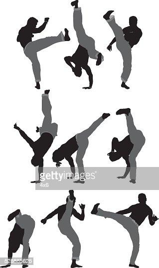 Capoeira Moves