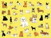 Animal Cartoons EPS10 File Format