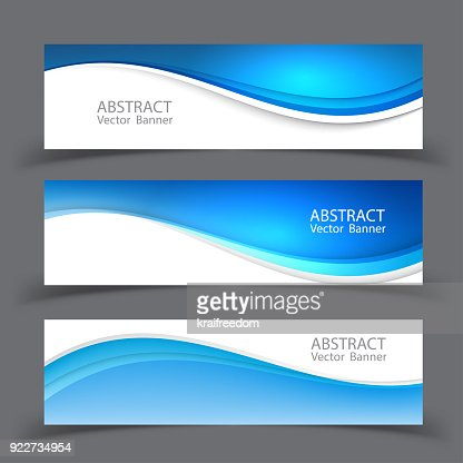 Vector abstract design banner template.vector illustration : stock vector