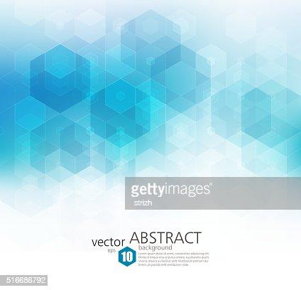 Vettoriale astratto sfondo geometrico. Modello di progettazione Brochure : Arte vettoriale