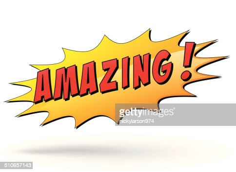 vector amazing icon vector art getty images