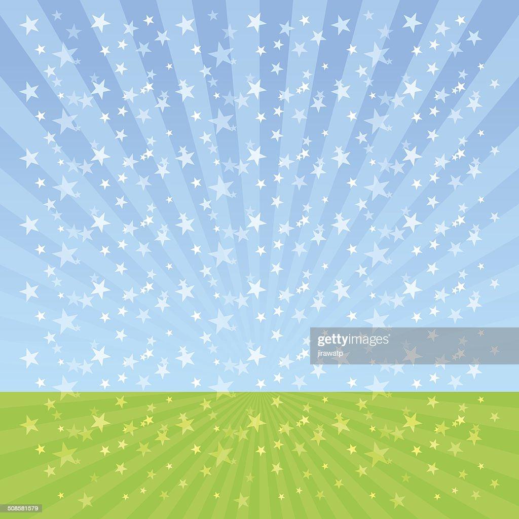 Vektor Hintergrund. : Vektorgrafik