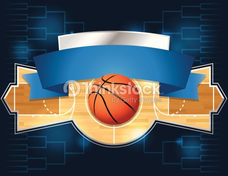 vector basketball tournament flyer vector art thinkstock