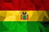 Vector Bolivia flag, Bolivia flag illustration, Bolivia flag picture, Bolivia flag image