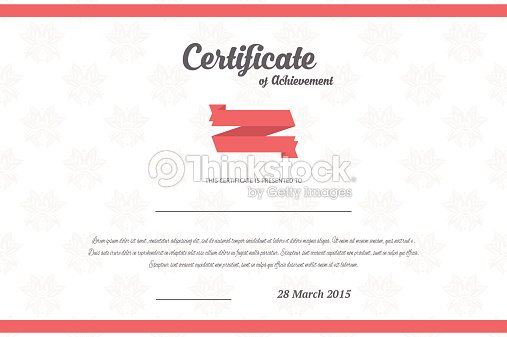 Vector Certificate Vector Art Thinkstock