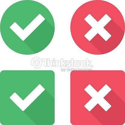 Vector Check Mark Icons Vector Art Thinkstock
