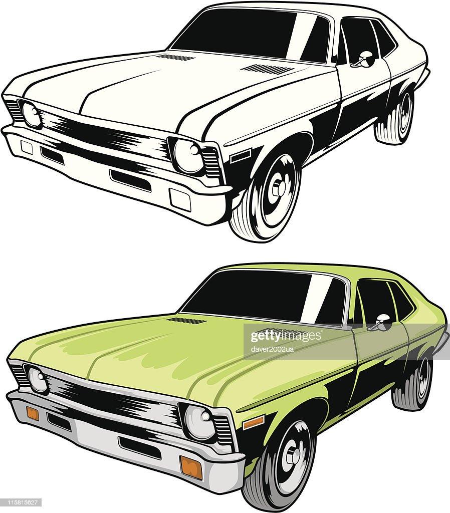 Perfecto Chevy Nova Para Colorear Regalo - Ideas Para Colorear ...
