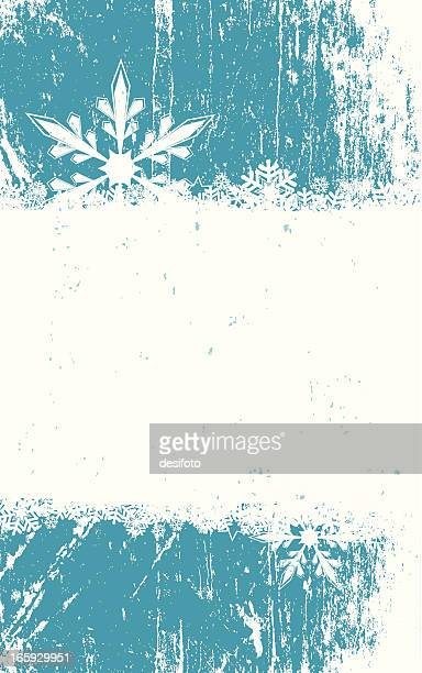 Vector Christmas Grunge Background
