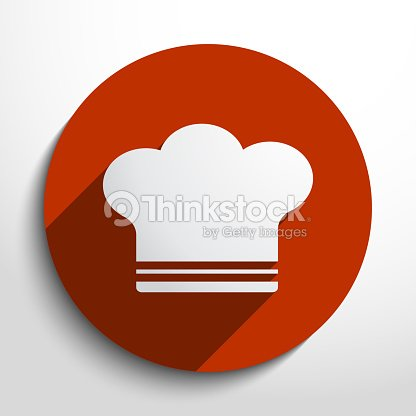 Vector Cooking Cap Web Icon Vector Art  e25d2eba327