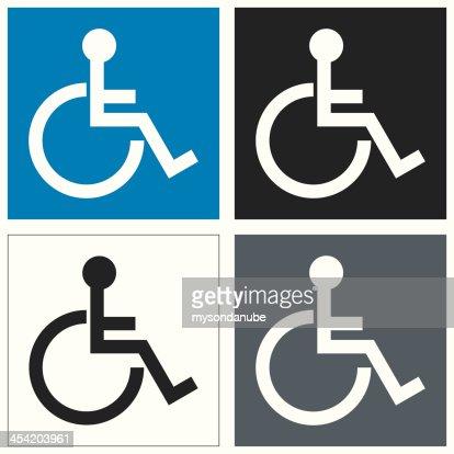 vector disable icon set : Vector Art