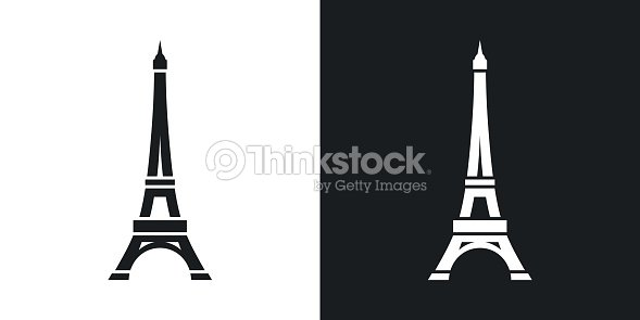 Vector eiffel tower icon twotone version vector art thinkstock vector eiffel tower icon two tone version vector art thecheapjerseys Gallery