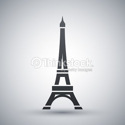 Vector eiffel tower icon vector art thinkstock vector eiffel tower icon vector art thecheapjerseys Image collections