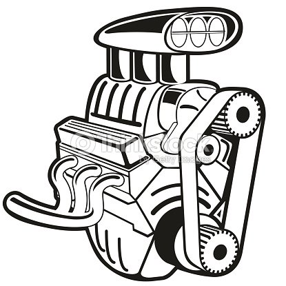 Vector Engine Vector Art Thinkstock