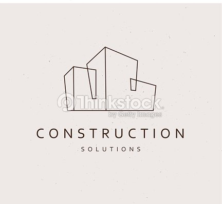 Vector flat construction company : stock vector