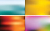 vector sweet glitter, vector sweet color blur, focus soft illustration, sweet color filter abstract for background. use gradient mesh
