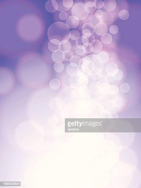 Vektor Glühend Hintergrund