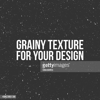 Vector grain Texture like a Snow, Dust or Sand : stock vector