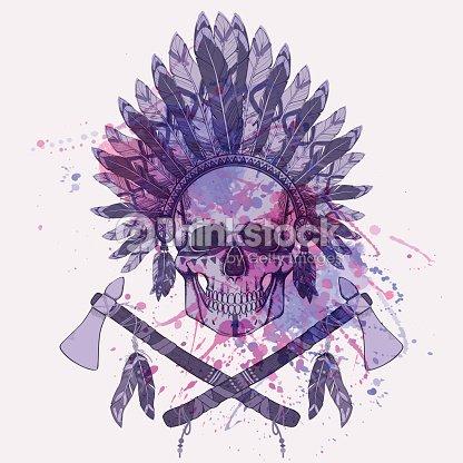Jeux et Jouets Natif de Tomahawk indien Style violet hache