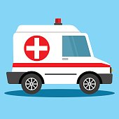 Ambulance, Symbol, Hospital, Help - Single Word, Internet