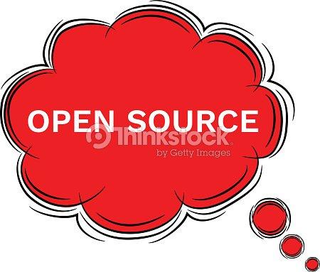 Vector Illustration Doodle Of Speech Bubble Open Source Eps8 Vector