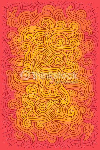 Vector illustration hippie background i vector art thinkstock vector illustration hippie background i vector art voltagebd Choice Image