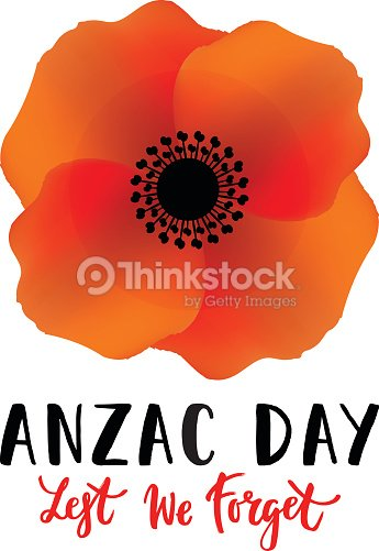 Vector illustration of a bright poppy flower anzac day symbol vector vector illustration of a bright poppy flower anzac day symbol vector art mightylinksfo