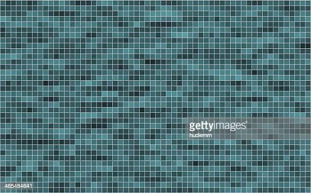 Vektor-Mosaik-Hintergrund