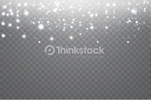 Vector Neon Glitter Particles Background Effect For Luxury Greeting