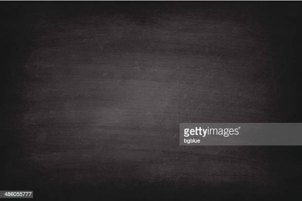 Vektor von grober Schwarze Tafel Hintergrund