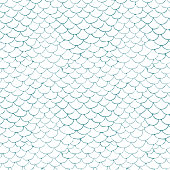 seamless vector pattern with a flake texture on a white background