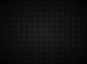 Vector poker black background, playing card symbols pattern, blackjack