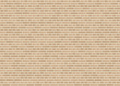 Vector seamless english cross bond sandstone brick wall texture