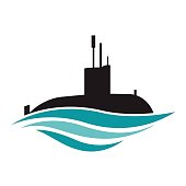 Vector sign submarine